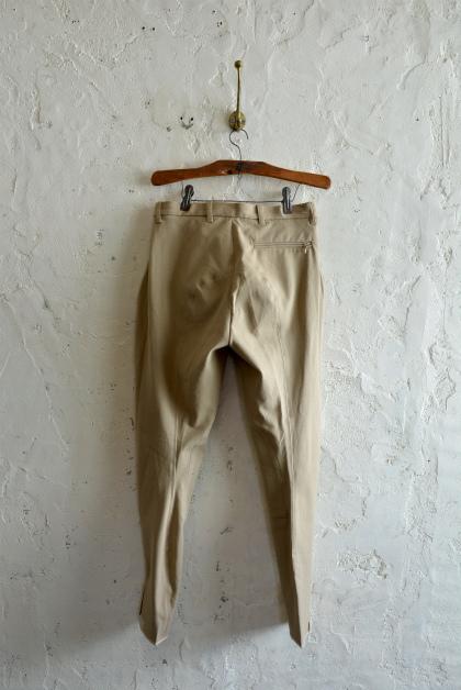 Italian army jodphurs pants dead stock と15周年セール等のお知らせ_f0226051_1637597.jpg