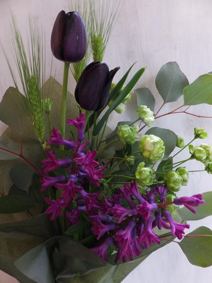 オークリーフ(卒業式の花束)_f0049672_134622.jpg