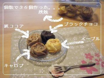 酒粕酵母完成 と 失敗ケー・・・_a0348473_13093879.jpg