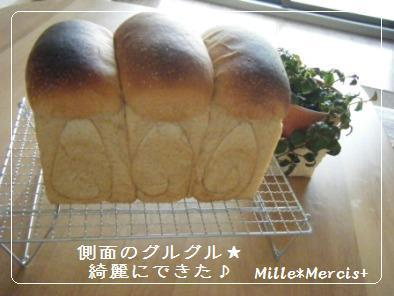黒糖ミルクジンジャー山食@金柑酵母_a0348473_13174952.jpg