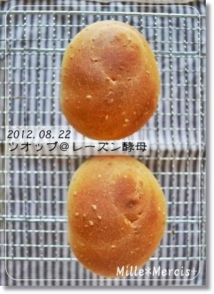 【雅子先生レシピ】ごま食パン&ツオップ_a0348473_13291917.jpg