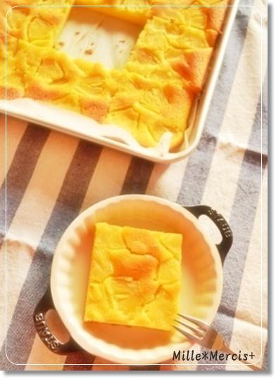 太白胡麻油deさわやかヨーグルトケーキ【レシピ】_a0348473_13420512.jpg
