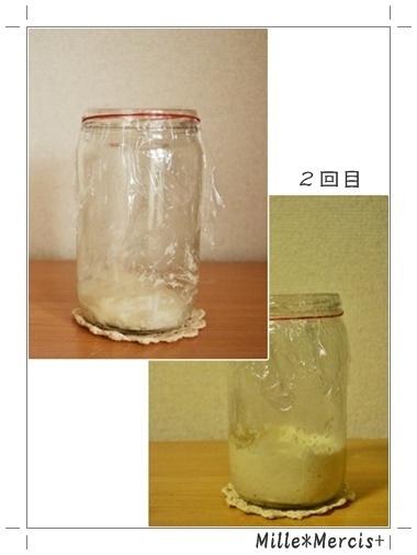 カナパンさんの玄米酵母元種完成しました★_a0348473_13464308.jpg