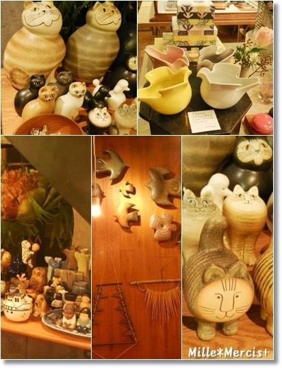 リサのオブジェとかスプーンのこと。大阪城の黄葉_a0348473_13533623.jpg