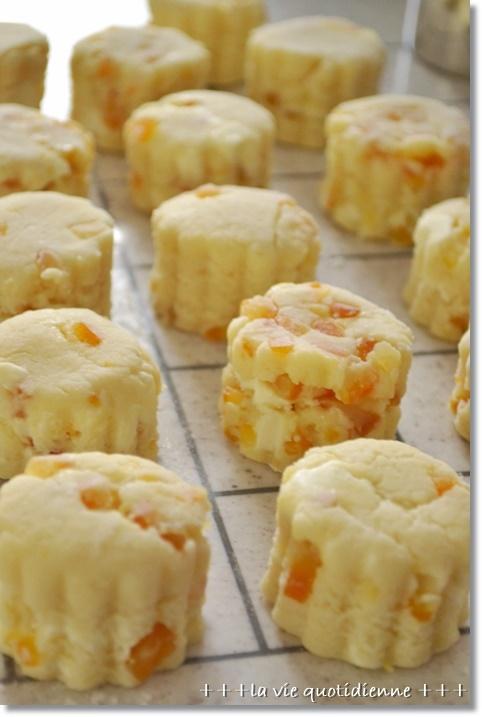 【レシピ】オレンジとクリームチーズのスコーン_a0348473_14282777.jpg