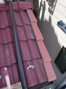 埼玉県の越谷市で、瓦屋根修理工事_c0223192_1803931.jpg