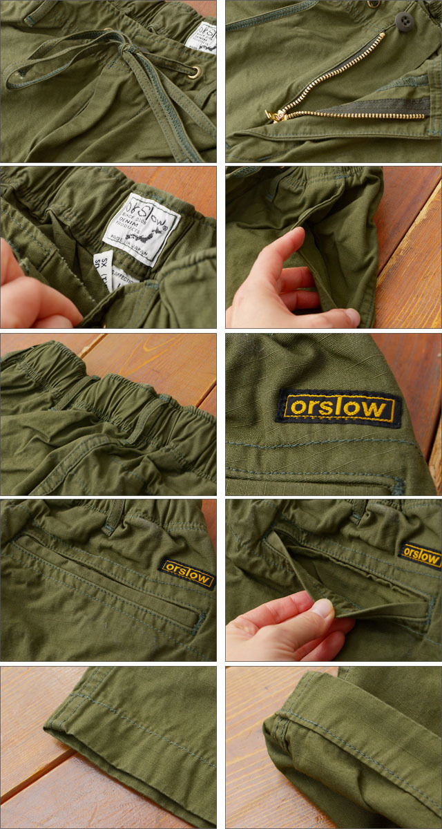 orslow[オアスロウ] UNISEX NEWYORKER ARMY PANTS [03-1002-76] MEN\'S/LADY\'S_f0051306_10564301.jpg