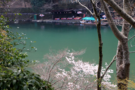 16桜だより17 嵐山2 渡月橋あたり_e0048413_18183619.jpg