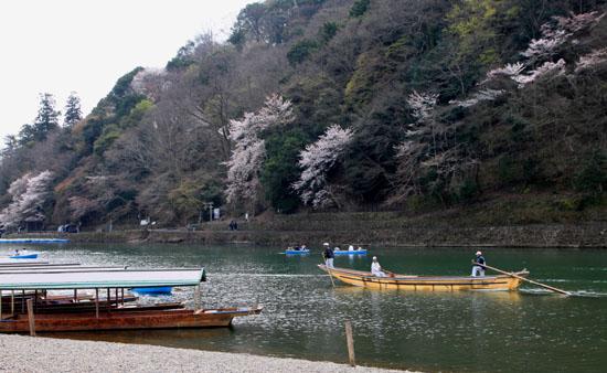 16桜だより17 嵐山2 渡月橋あたり_e0048413_18184798.jpg