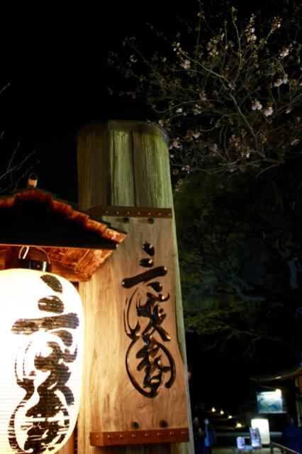 【三溪園】観桜の夕べ_f0348831_07562325.jpg