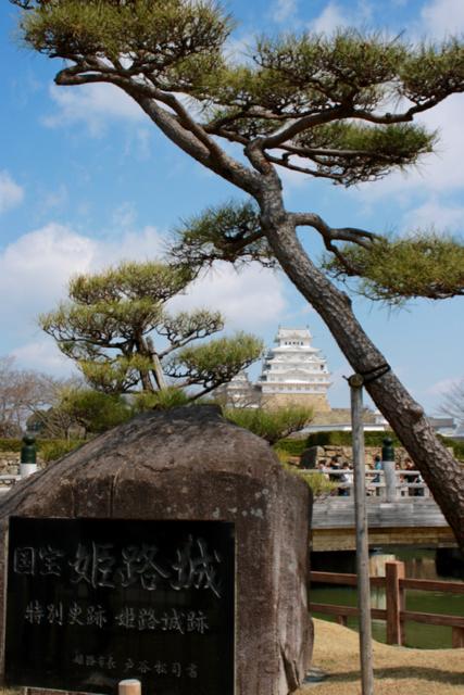 【姫路城】春の旅 part 8_f0348831_22355255.jpg
