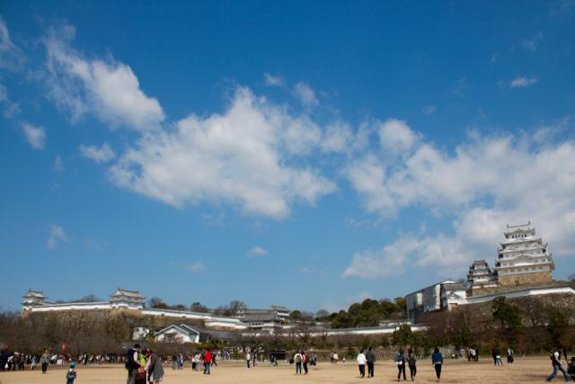 【姫路城】春の旅 part 8_f0348831_22355294.jpg