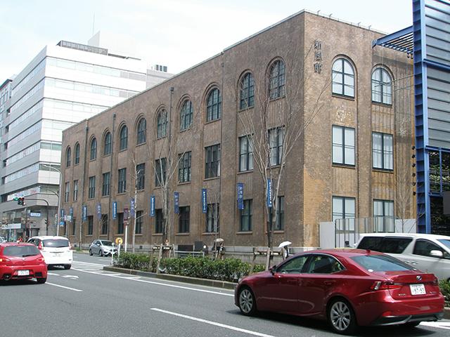 京都・レトロモダン建築 2_a0099744_19543546.jpg