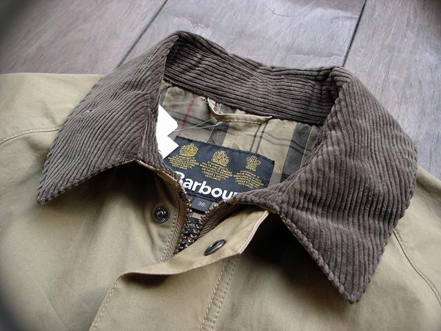 NEW : Barbour [Overdyed Bedale SL] & [Bedale SL Cotton Nylon] 2016 SPRING !!_a0132147_18553822.jpg