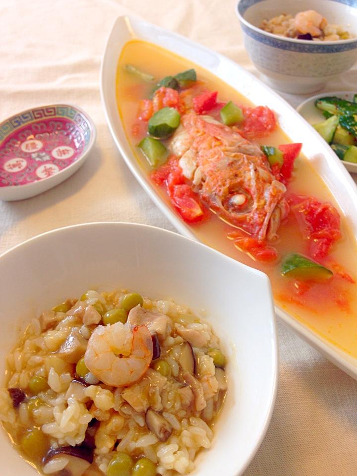 中華の家庭料理を作りました。_a0175348_16353180.jpg