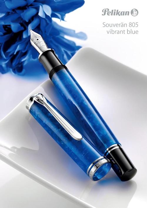 特別生産品「スーベレン 805 ヴァイブラントブルー 」_e0200879_1651271.jpg