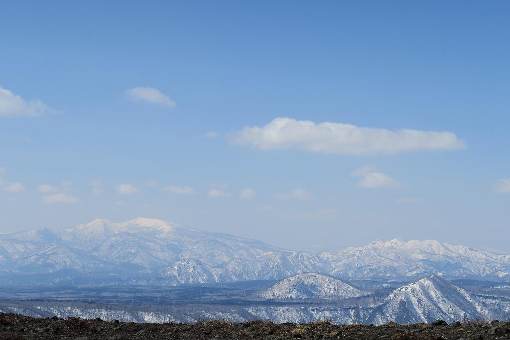 樽前山、4月1日_f0138096_2253883.jpg