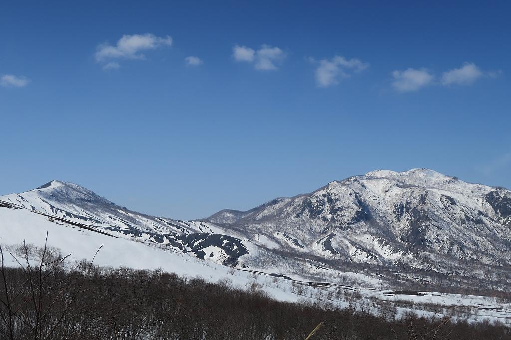 樽前山、4月1日_f0138096_22544733.jpg
