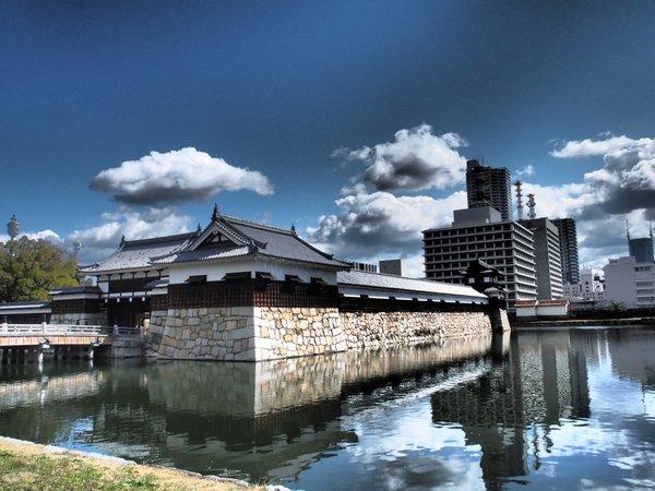 広島城_b0190540_2119427.jpg