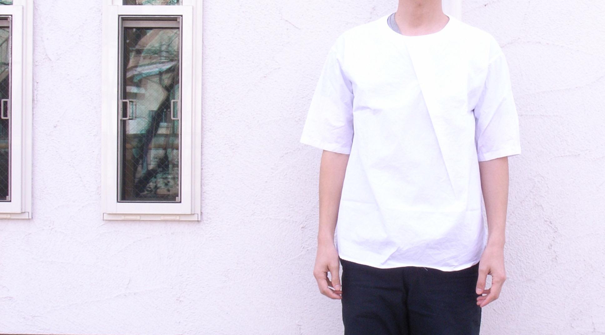 RICEMAN プルオーバー S/Sシャツ_d0334060_13541655.jpg