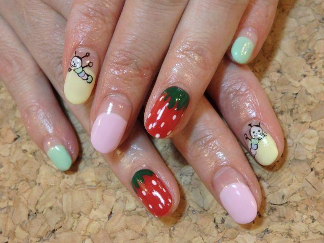 Storberry Nail_a0239065_13562449.jpg