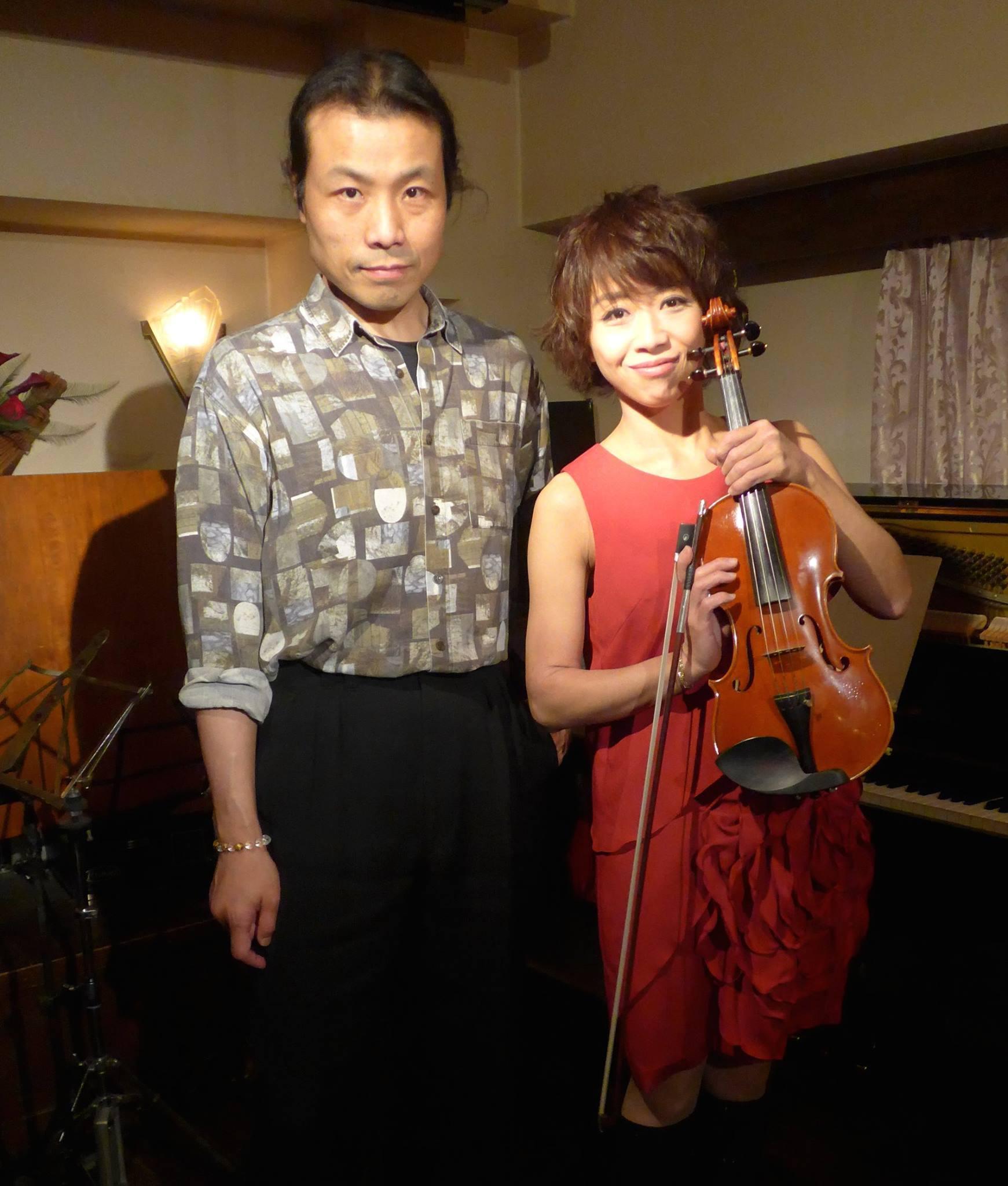 平松加奈&進藤陽悟Duo@都立大学Jamin_b0131865_17034123.jpg