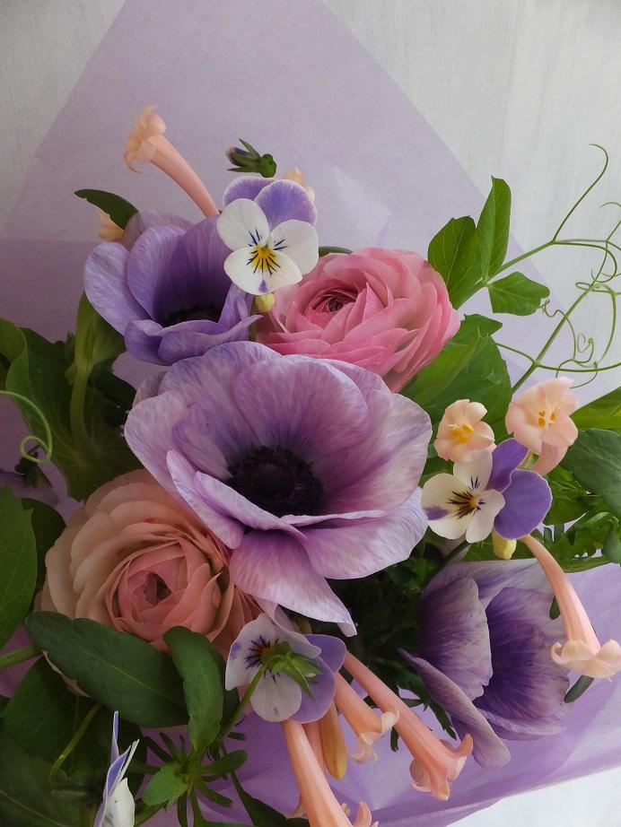 オークリーフ(春の花束)_f0049672_12301248.jpg