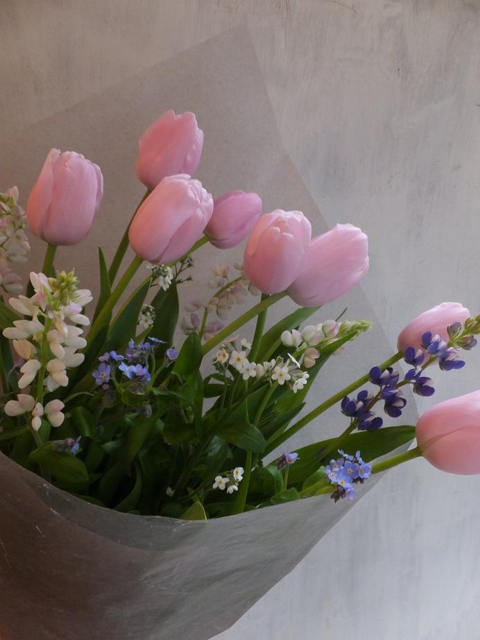 オークリーフ(春の花束)_f0049672_1230229.jpg
