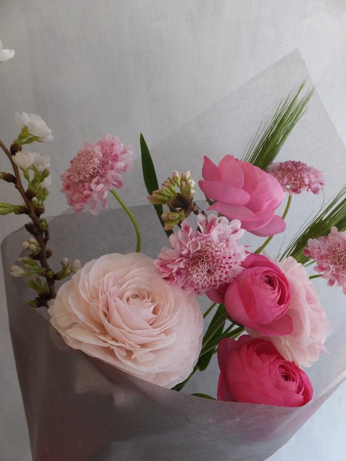 オークリーフ(春の花束)_f0049672_12303576.jpg