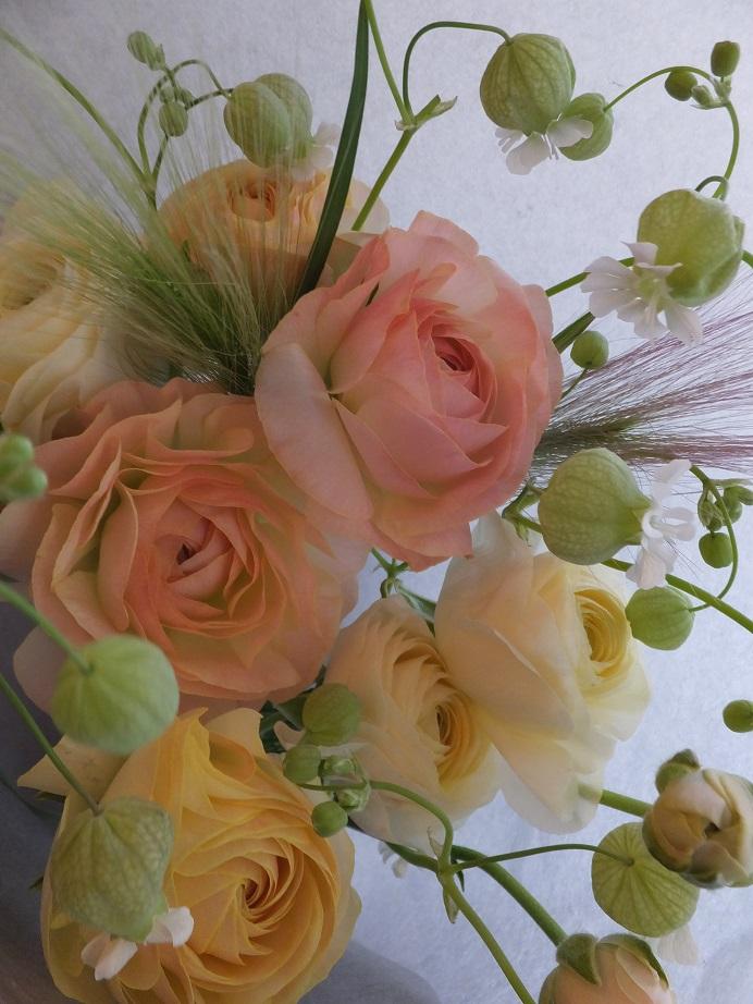 オークリーフ(春の花束)_f0049672_12304397.jpg