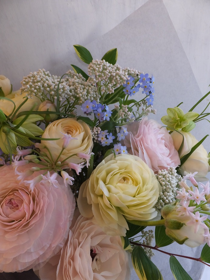オークリーフ(春の花束)_f0049672_12305251.jpg