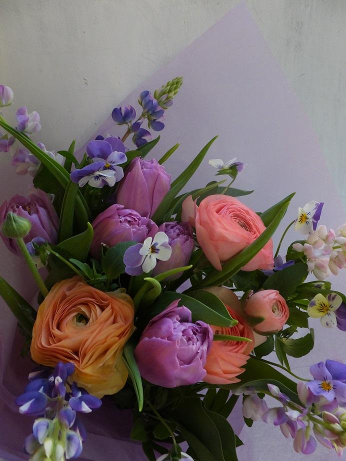 オークリーフ(春の花束)_f0049672_12305961.jpg