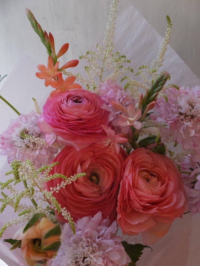 オークリーフ(春の花束)_f0049672_1231177.jpg