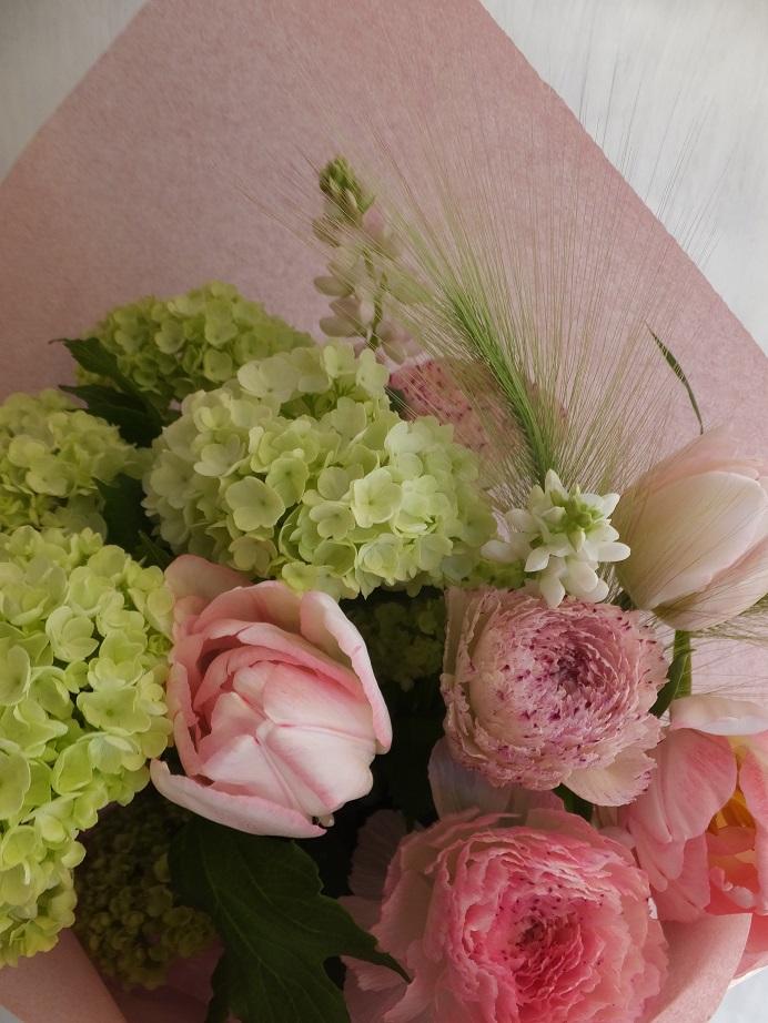 オークリーフ(春の花束)_f0049672_12313032.jpg