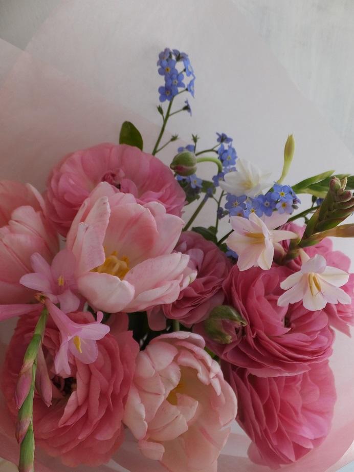 オークリーフ(春の花束)_f0049672_12315088.jpg