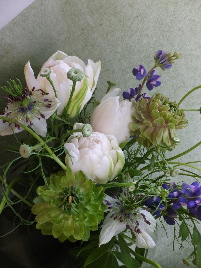 オークリーフ(春の花束)_f0049672_1231840.jpg