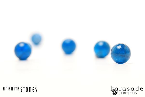 ブルーアパタイトビーズ(ブラジル産)_d0303974_1436462.jpg