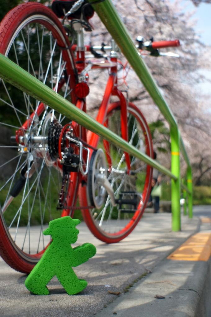 東京、桜満開です。_c0180686_08552343.jpg