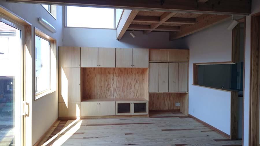 T様邸「扇田の家」_f0150893_1754036.jpg