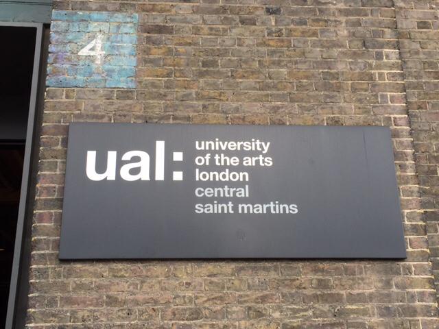 英国芸術大学の春休みショートコースに送ってみて_f0083294_03593342.jpg