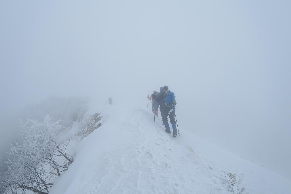 北尾根から風不死岳、4月2日_f0138096_22153097.jpg