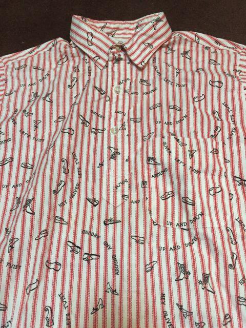 アメリカ仕入れ情報#2  60s コットン プルオーバーシャツ!_c0144020_916697.jpg