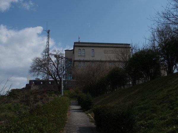 江波山気象館(旧広島測候所)_b0190540_855334.jpg
