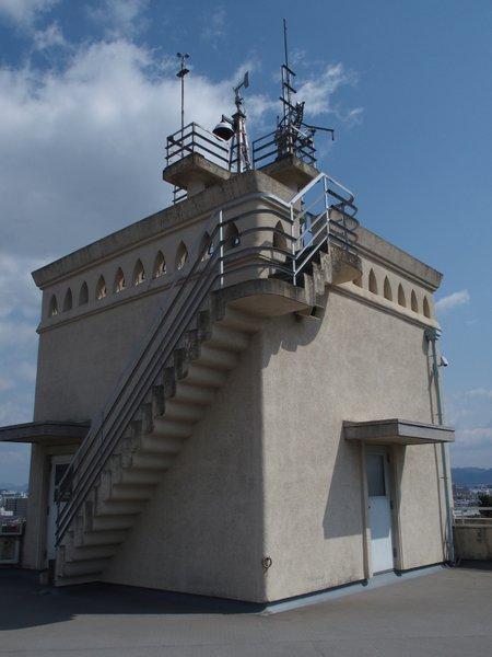 江波山気象館(旧広島測候所)_b0190540_8571447.jpg