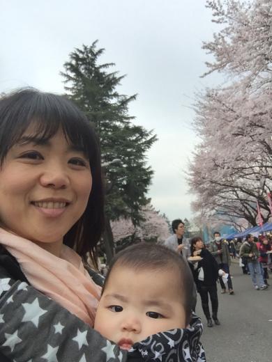 座間キャンプ、桜祭り_d0115243_21523657.jpg