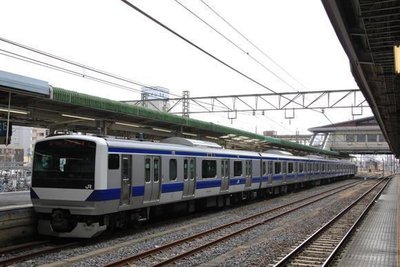 E531系 JR小山駅にて!。_d0202264_10112781.jpg