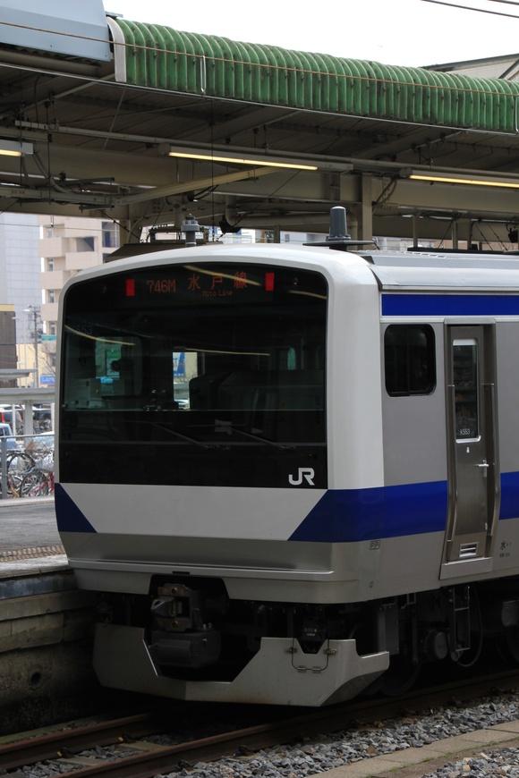 E531系 JR小山駅にて!。_d0202264_10121268.jpg