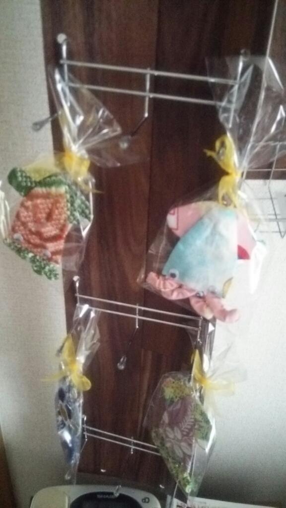 いか姫グッズが新年度から文教堂桔梗店販売開始_b0106766_21470889.jpg