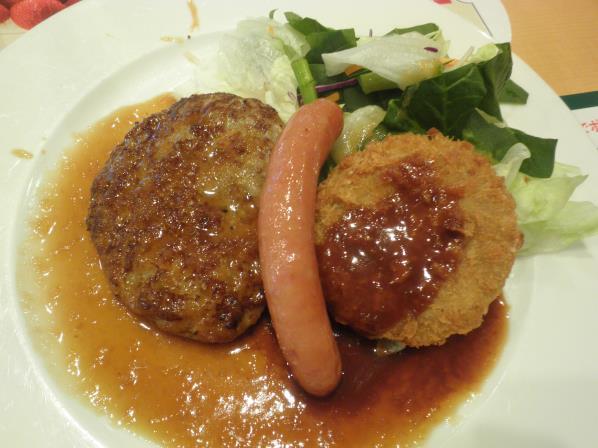 Cafeレストラン ガスト    フェニックスプラザ店_c0118393_1012449.jpg