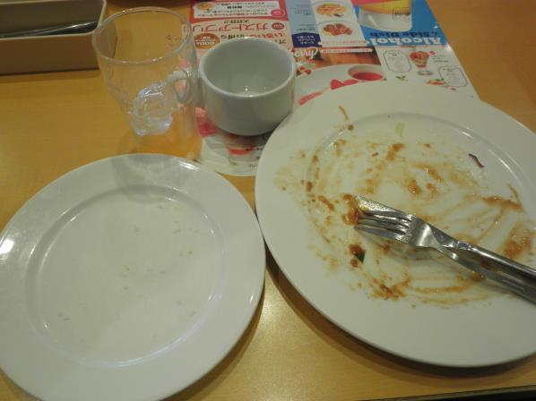 Cafeレストラン ガスト    フェニックスプラザ店_c0118393_10211220.jpg